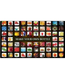 MAKE YOUR OWN BOTTLE!