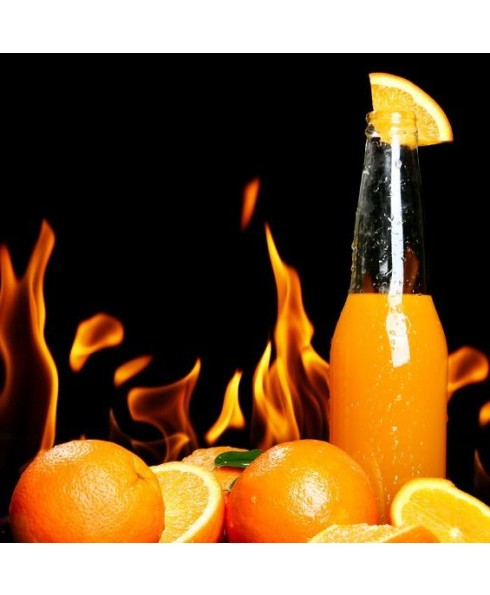 Orange Fire - Kosher For Passover